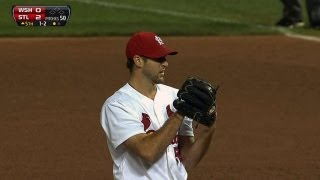 Wacha tosses 8 2/3 innings of one-hit ball