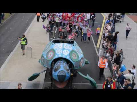 Telford Carnival of Giants 2017