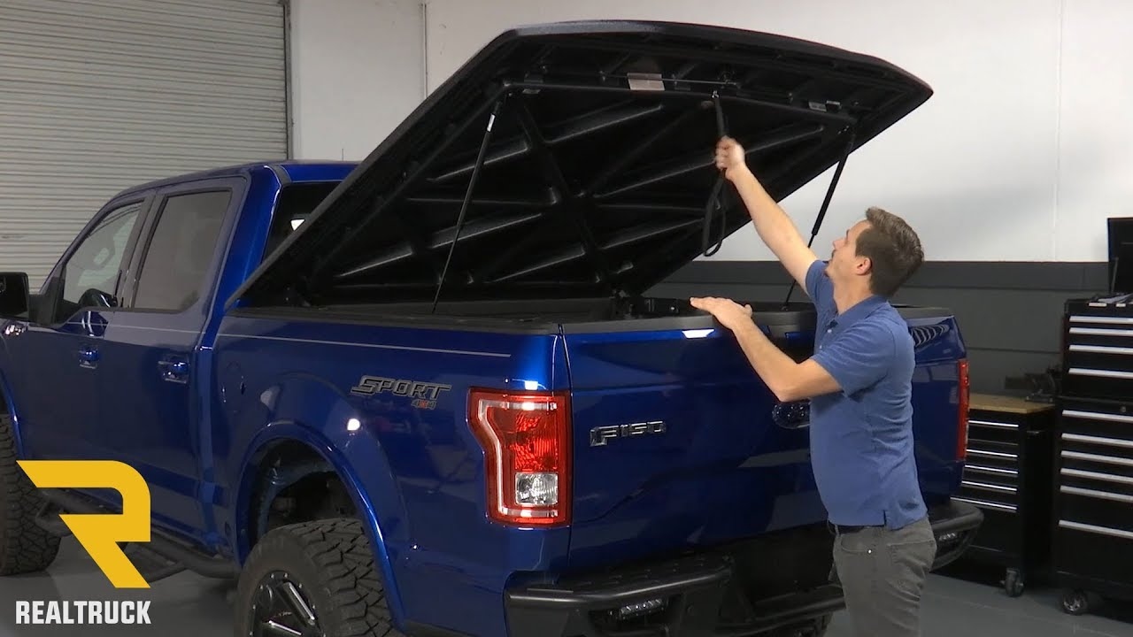 How To Install Undercover Se Tonneau Cover On A 2017 Ford F 150