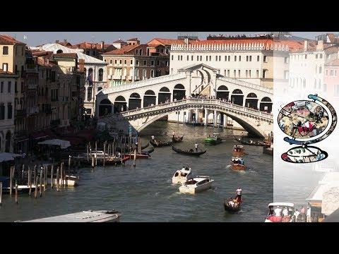 Saving Venice from Rising Sea Levels