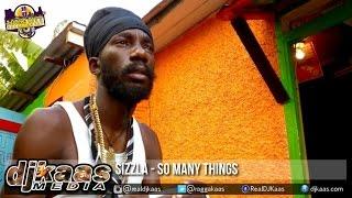 Sizzla - So Many Things ▶Bad Up Riddim ▶LockeCity Music ▶Dancehall 2015