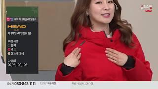 [홈앤쇼핑] [헤드]19FW 하이브리드 헤비패딩+패딩팬…