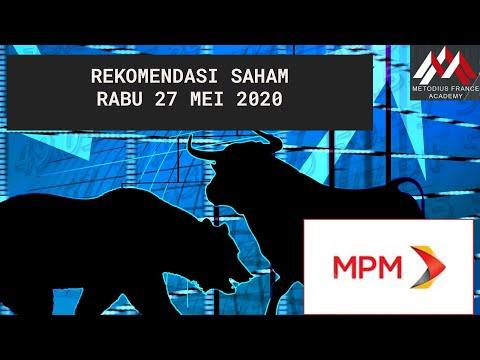 rekomendasi-saham-rabu-27-mei-2020