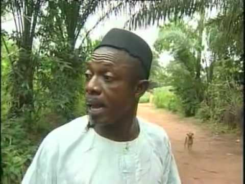 Very Funny Osuofia's Movie Child Visit 1