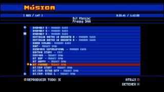 RCRDX OST - #023 Bit Maniac - Freaky DNA