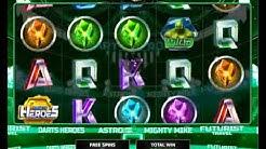 Darts Heroes kostenlos spielen - Stakelogic / Novomatic