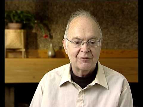 Donald Knuth - Giving a lecture series on science and religion at MIT (75/97)