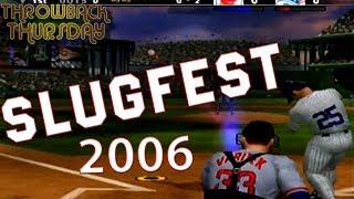 MLB Slugfest 2006 (PS2) - ThrowbackThursday