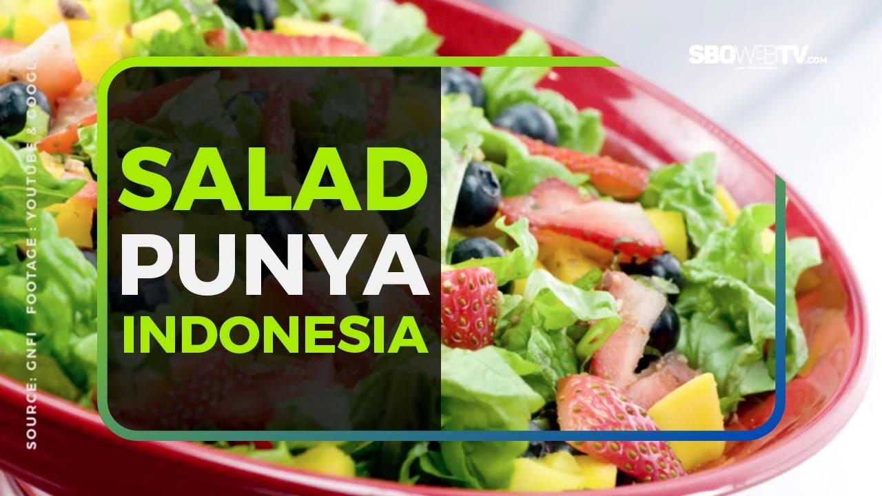 SALAD PUNYA INDONESIA
