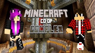 Minecraft Co-op Complex #8 - Te dźwignie...