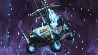 Get 150,000 Trick points. ATK stunts - Fortnite week 9 challenges