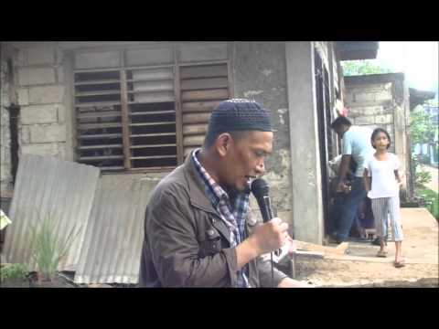 MUSLIMIN BORDA UNDER SIEGE IN LAMITAN DAWAH