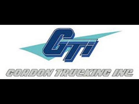 Gordon Trucking Inc.
