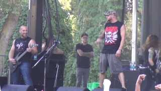 All that Remains - Hold On - Aftershock 2013