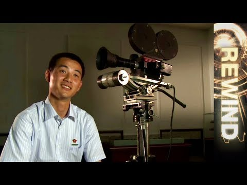 Behind the scenes at North Korea's film academy - REWIND
