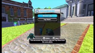 Disney Infinity (Wii) HQ Gameplay