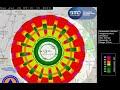 Weather Radar Anomaly, Anomalia en Radar Meteorologico 26 de Julio de 2020