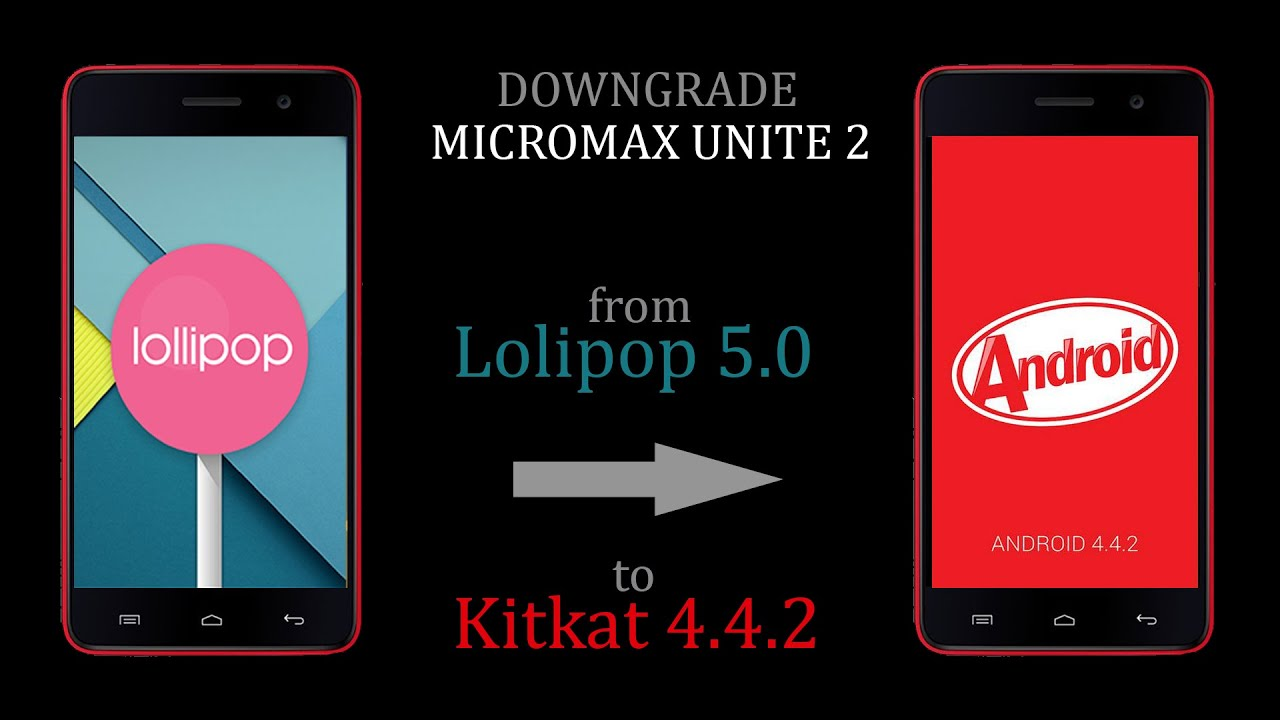 How to update android kitkat to lollipop