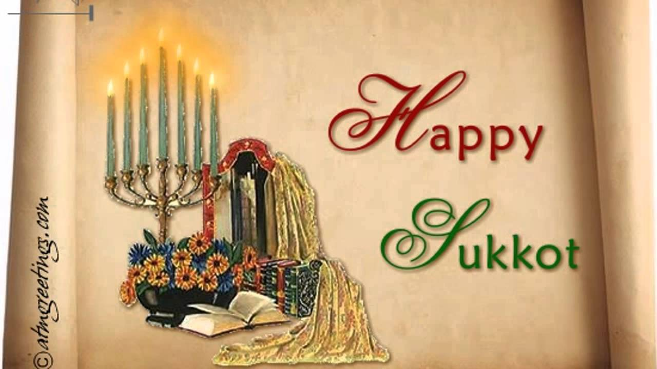 Sukkot Ecards Wishes Greetings Card Video Message 02 04