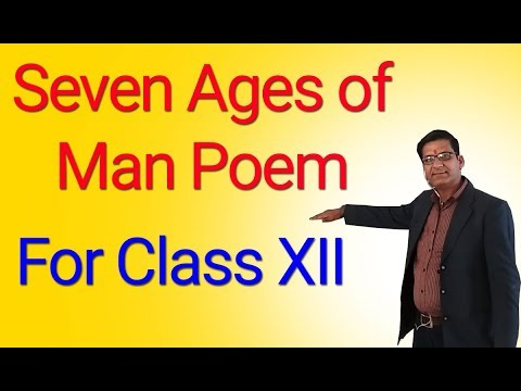Seven Ages of Man for Class 12