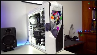 Custom Stormtrooper Editing/Gaming PC Build!