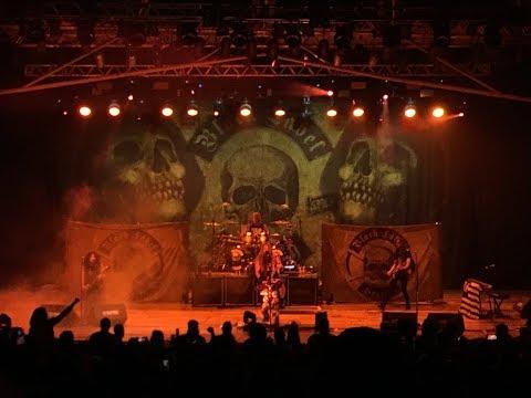 Black Label Society - The Blessed Hellride - Ópera de Arame, Curitiba, Brasil, 31.03.2019