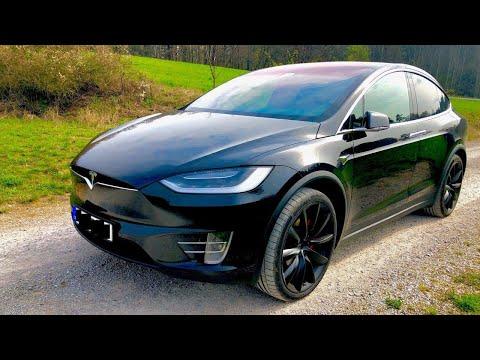#62 Tesla Model X P100D Ludicrous+ | Teslacek