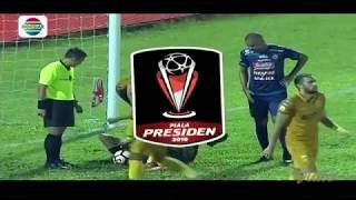 Download Video Highlights Arema FC vs Bhayangkara FC [0-0] Piala Presiden 2018 MP3 3GP MP4