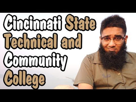 ????Cincinnati State Technical and Community College Worth it ? + Review!????
