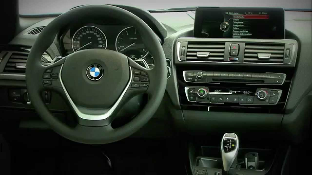 New 2015 Bmw 1 Series - 120d Interior - YouTube