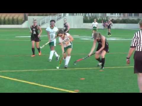 Angelina Scheuermann - College Field Hockey Recruitment Highlight Video - Class of 2018
