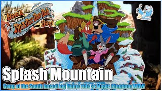 Splash Mountain on-ride HD POV Walt Disney World