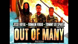 Out Of Many Riddim Mix (Full) Feat. Jesse Royal, Romain Virgo, Tommy Lee Sparta (October 2019)
