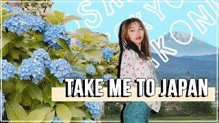 Take me to TOKYO + HAKONE +  OSAKA 🇯🇵✨