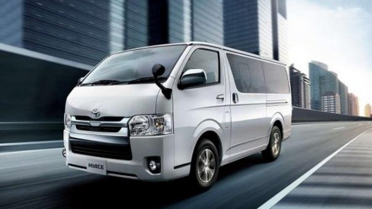 2019 Toyota Hiace ¦ 2019 Toyota Hiace Interior Exterior