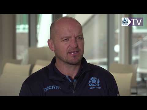 Gregor Townsend's team to play South Africa