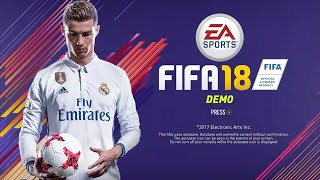 "🎮 DESCARGAR: "" DEMO FIFA 18 PARA PC "" FULL ESPAÑOL GRATIS 