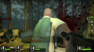 Playing Swamp Fever With Cintlex - L4D2