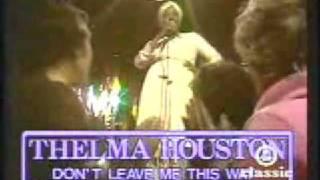 Thelma Houston   Don