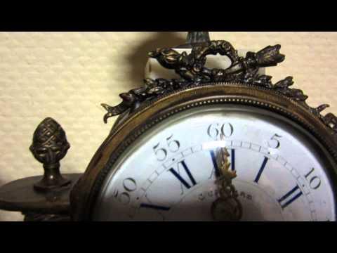 Часы каминные Japy