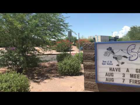 Saddleback Elementary School in Maricopa, AZ