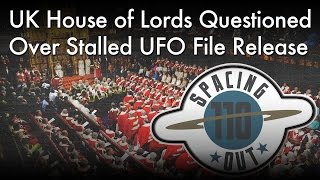 UFO file conspiracy in the UK - Spacing Out! Ep. 110