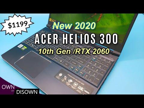 2020 Acer Helios 300 - i7 10750h/ RTX 2060 - Worth Buying ?