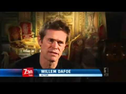 Willem Dafoe