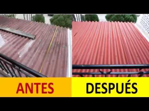 Como pintar techos y calcular la pintura que necesitas youtube - Como pintar el techo ...
