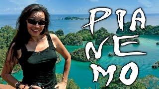 Pianemo, Raja Ampat, Papua, Indonesia.