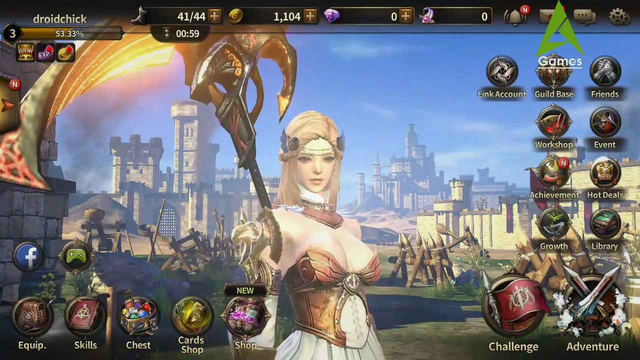 Top 10 MMORPG Games Android 2017 HD High Graphics