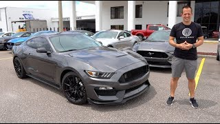 Ford Mustang Shelby GT350 2016 Videos