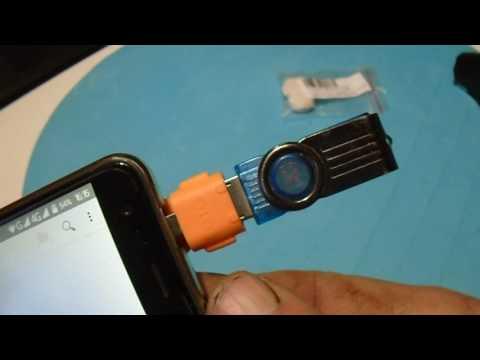 переходник с телефона на флешку