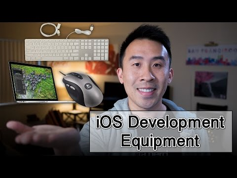 iOS Development Equipment Improving Productivity